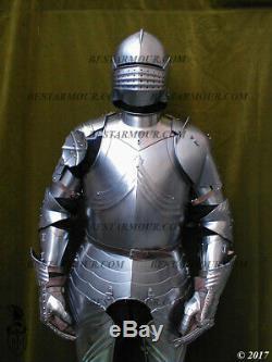 18GA Sca Jeu de Rôle Médiévale Armor Gothique Complet Suit Armor Knight