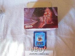 1995 Guerre Des Etoiles Star Wars Vintage Micromachines Serie Quick Complete