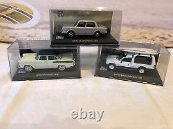 1/43 Collection Complete Neuve Les Belles Annees Simca De 102 Modeles + Doc