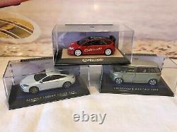 1/43 Collection Complete Neuve Privilege Concepts Cars De 65 Modeles