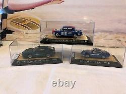 1/43 Collection Neuve Complete Alpine Et Renault Sportives De 82 Modeles +doc