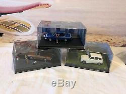 1/43 Collection Neuve Complete La Route Bleue De 82 Modeles + Documentation
