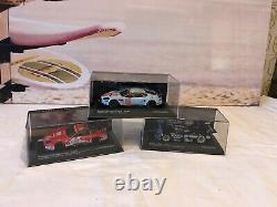 1/43 Collection Neuve Complete Les Monstres Sacres De L'endurance 24 H Du Mans