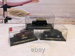 1/43 Collection Neuve Complete Nos Cheres Camionnettes D'antan De 103 Modeles