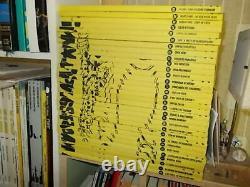 31 Albums Marsupilami Franquin Batem Collection Complete De Luxe- 0 A 30