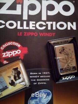 60 Zippo neuf Collection complète de 1930 à nos jours, avec ofrret de rangement