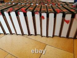 ALEXANDRE DUMAS EDITIONS FAMOT GENÈVE Collection complète DE 49 LIVRES