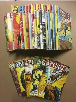 ARCHIE Collection complète des 54 numéros parus 1968/81 BE