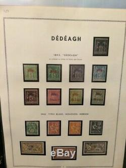 À VOS OFFRES! 727 collection de timbres de Dédéagh complet TB cachets perlés