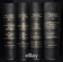 Aide-mémoire à l'usage des officiers d'artillerie / complet / 1879-1883
