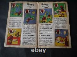 Album D'images Banania 1933 Complet De Ses 48 Images Illustre Par Vica Rarissime