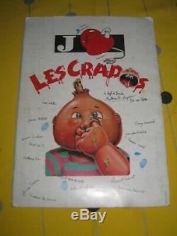 Album D'images Vintage Avimages La Bande Des Crados N°1 Complet Style Panini