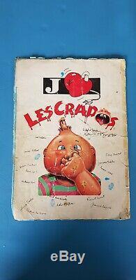 Album Des Crados Numero 1 Original COMPLET