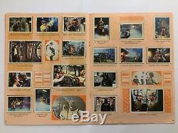 Album Guerre Des Etoiles Empire Contre Attaque Star Wars Complet Full Stickers