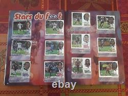 Album Panini Foot 2003 COMPLET BON ÉTAT SS SCORE CHT DE FRANCE DE FOOTBALL 2003