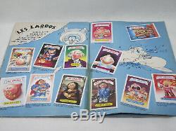 Album n°1 LES CRADOS complet 100% LA BANDE DES CRADOS 1989 série 1