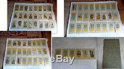 Ancien Jeu De 78 Cartes De Tarot Divinatoire Grand Etteilla Complet