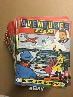 Aventures Film Editions Artima Collection complète des 99 numéros Neuf