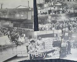 BISCUITS OLIBET PARIS SURESNES rare serie complète de 24 cartes postales