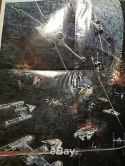 BO 33tours STAR WARS Guerre Des Etoiles Complet Rare 1977