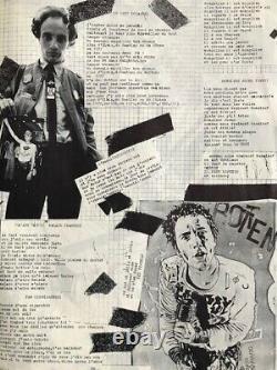 Bazooka / Kiki Picasso / Collection complète des Bulletins Périodiques / Punk