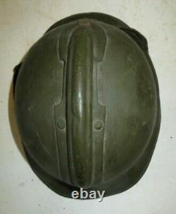 Beau casque ADRIAN de l' Infanterie, modèle 26, complet et bien jus. WW2