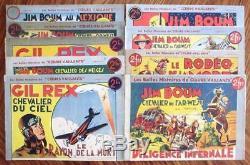 Belles histoires de Coeurs Vaillants (1941) 0 Rare collection complète 9 numér