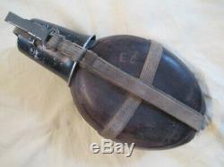 Bidon Dak Noix De Coco, Daté 1943 Quart Alu Complet Et Solide Tbe+ Allemagne