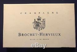 CAPSULE DE CHAMPAGNE CAPSULA CAP CAPS Serie tintin BROCHET-HERVIEUX COMPLETE