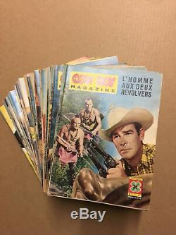 COW BOY MAGAZINE Collection complète des 47 numéros parus BE