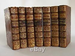 CREBILLON Collection complette des oeuvres fils EDITION ORIGINALE Relié 1772