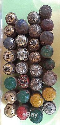 Capsule de champagne collection complète 4500 capsules différente grosse cote