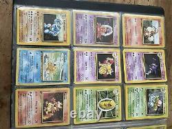 Carte Pokemon 1999 set de base complet 85/102 Wizard