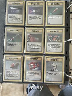 Carte Pokémon Set Complet Rare Co Unco Set De Base Edition 1 En TBE