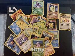 Carte Pokemon Set De Base Complet 102/102 FR