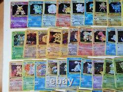 Cartes Pokémon Set De Base VF COMPLET 102/102 Neuf Dont 76 Édition 1 Réplique