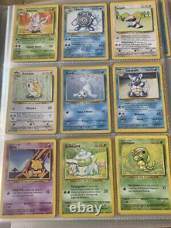 Cartes pokémon Set de base COMPLET 102/102 Wizards 1999