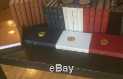Charles De Gaulle Oeuvres complètes 30 volumes collection numérotée