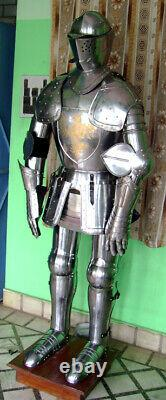 Chevalier Médiéval Wearable Armure De Croisé Combat Complète