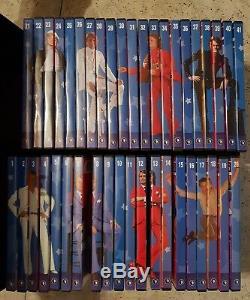 Claude francois La Collection Officielle, Coffret Complet De 41 Dvd + Boite