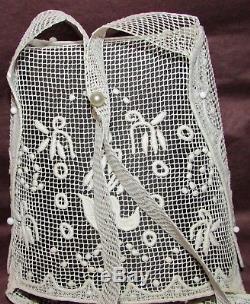 Coiffe Bretonne De Quimper Ancienne Complete Costume Breton