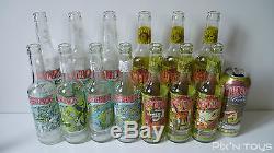 Collection Complète 2005 2006 Bouteilles de Bières Desperados 9 eme Concept