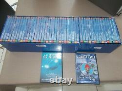 Collection Complète DE 47 DVD COUSTEAU en 2 coffret