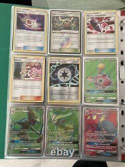 Collection Complète De Carte Pokemon Tonnerre Perdu Fr Booster Display