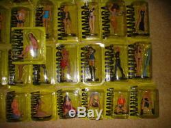 Collection Complete Des 51 Figurines Neuves De Manara + Tous Les Fascicules