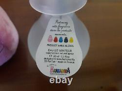 Collection Complete Famille Barbapapa En Bois Avec Eau De Toilette