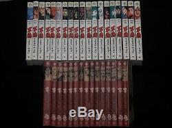 Collection Complete / Integrale Mangas Coq De Combat 1ere Version Tomes 1 A 34