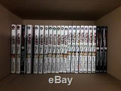 Collection Complete / Integrale Mangas Les Enquetes De Kindaichi Tomes 1 A 22