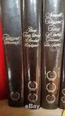 Collection Complete Le Livre De Recettes D'un Compagnon Du Tour De France
