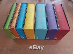 Collection Complète Livres Harry Potter Collection DE LUXE GALLIMARD 7 tomes